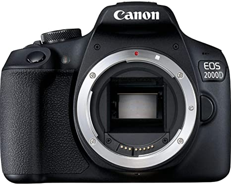 The Canon EOS 2000D: Undeniably the Best Starter DSLR for Beginners