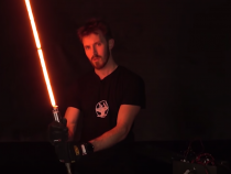 This YouTuber Replicates Star Wars Lightsaber & It's Deadly