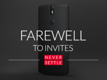 OnePlus One open sales - Invites no longer required