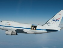 NASA Uses Sofia, a Converted Boeing 747, to Find New Discovery About Moon