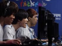 eSports Tournament at Korea