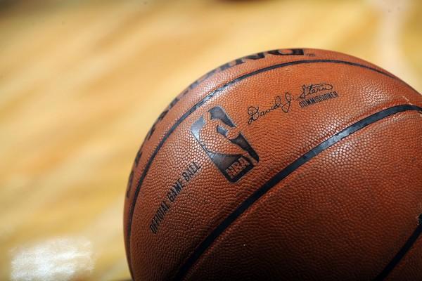NBA Basketball Court