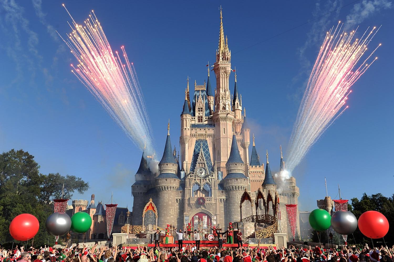 Disney Park Holiday TV Special