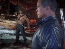 iTechPost - Man Vs Machine: New Mortal Kombat 11 Ultimate Trailer Pits Rambo Vs. Terminator