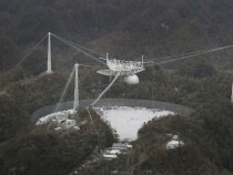 Arecibo: NSF to Decommission the Infamous Telescope