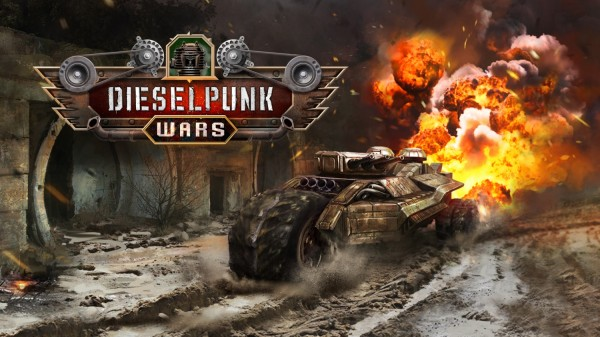 iTech Post - Build the War Machine of Your Dreams With Dieselpunk Wars