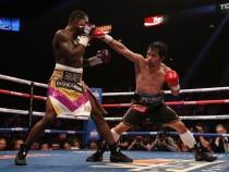 Pacquiao vs Broner 2019, at Las Vegas, Nevada