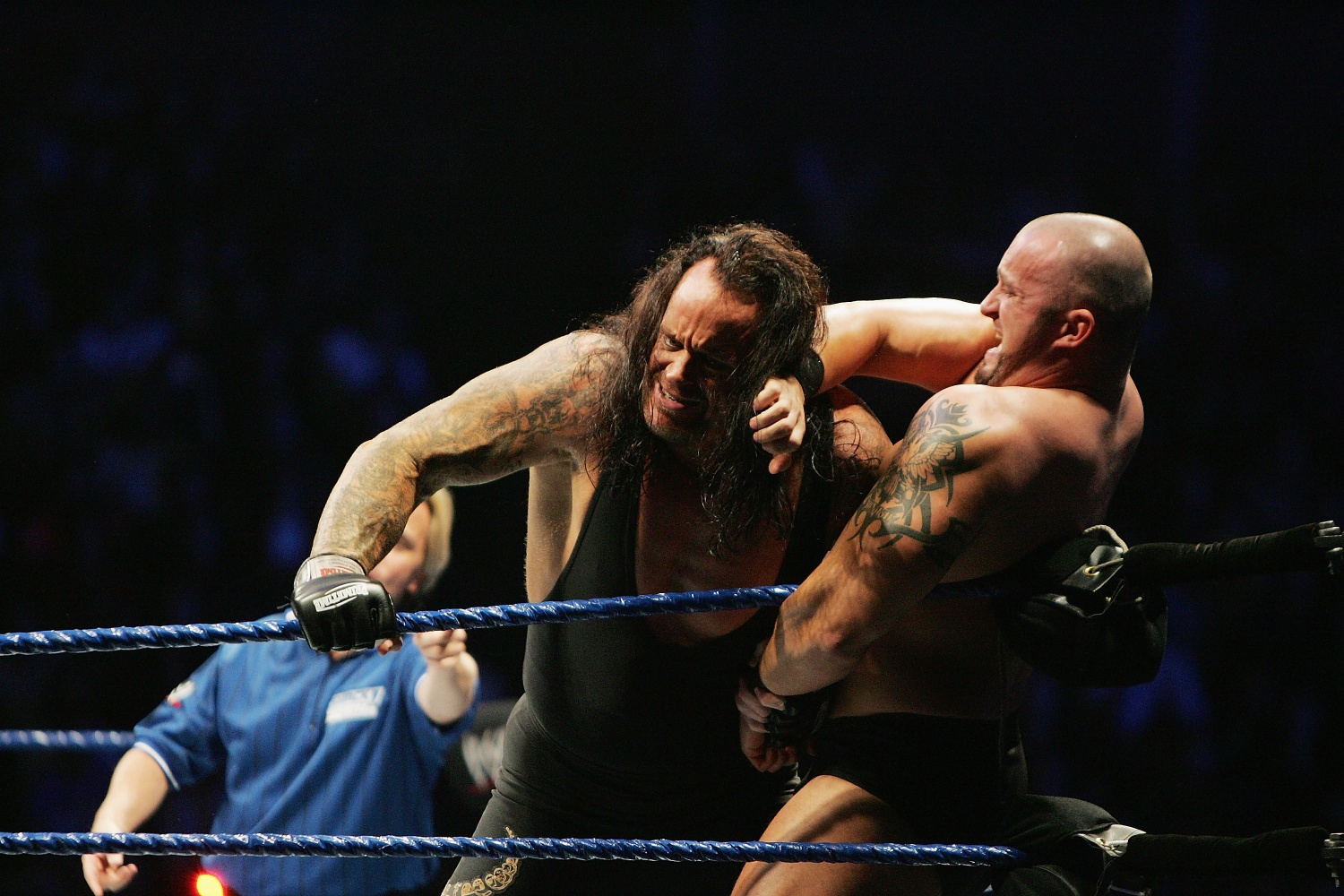 The Undertaker vs Bam Neely