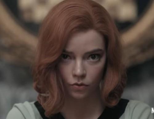 Anya Taylor Joy's Beth Harmon in The Queen's Gambit official trailer