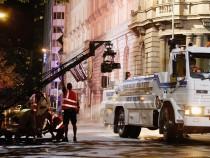 Filming on Sydney, Australia