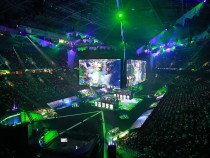 The International, the biggest DOTA 2 Tournament, 2018
