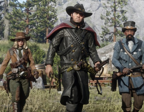 Rockstar to Release Red Dead Online as a Standalone Game
