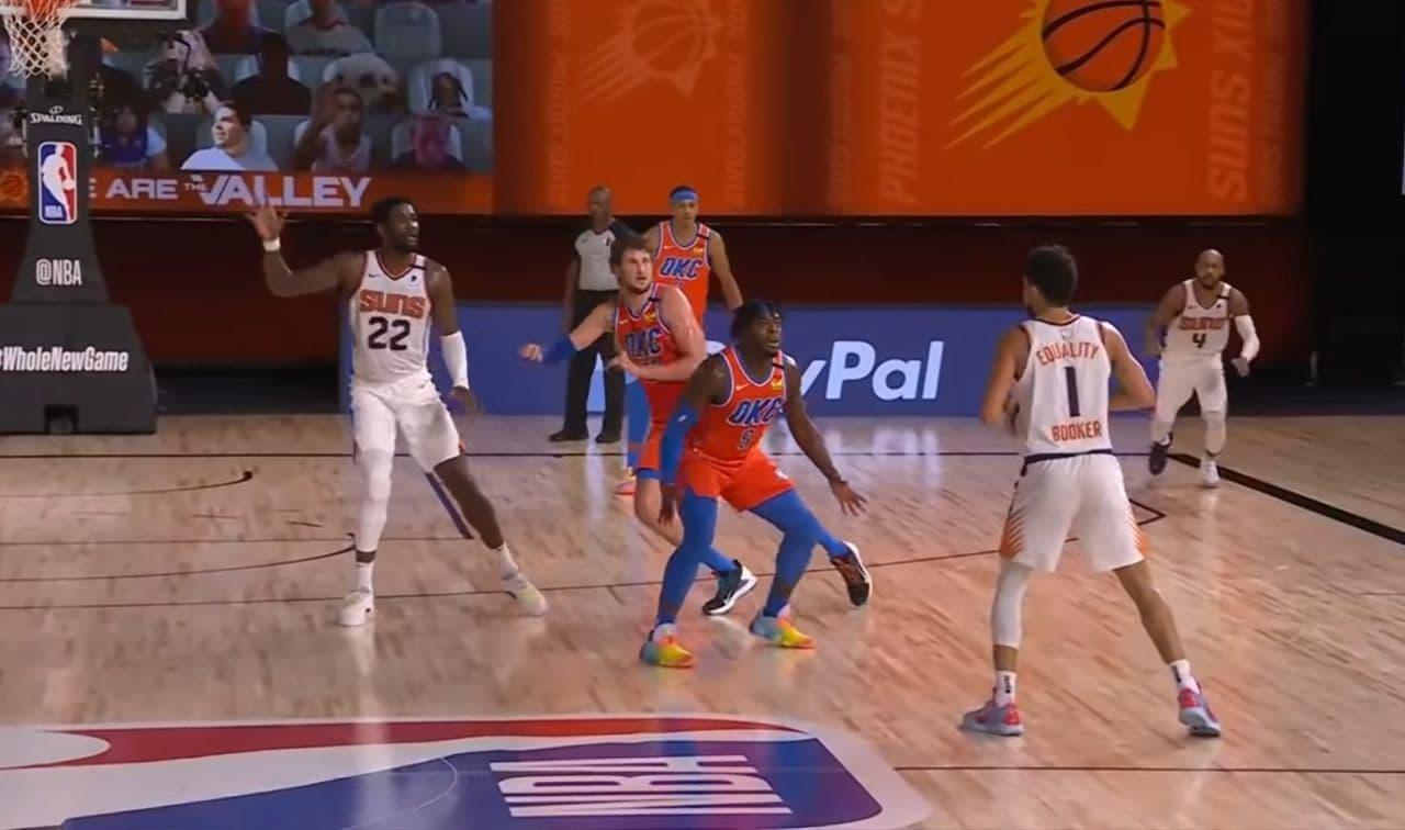 Phoenix Suns vs Oklahoma City Thunder