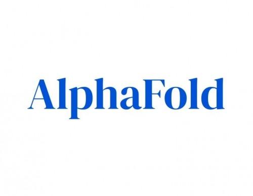 AlphaFold logo