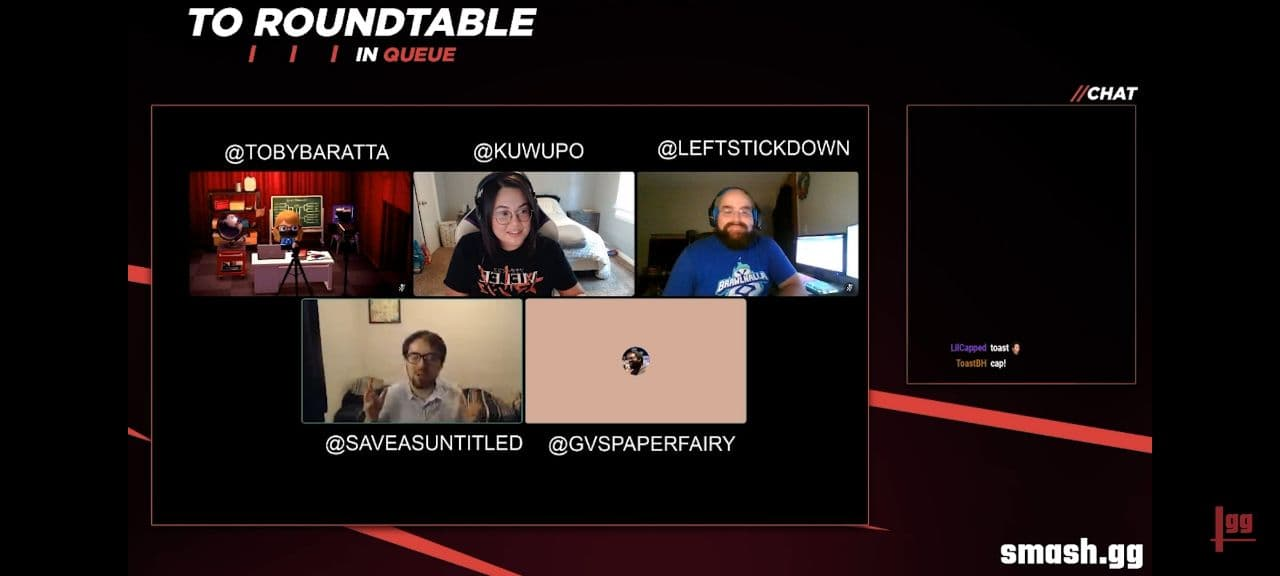 Smash.gg Tournament Roundtable Discussion