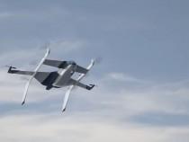 A flying car