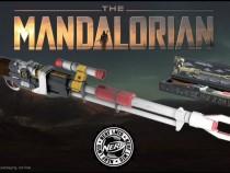 The Mandalorian Sniper Rifle Gun