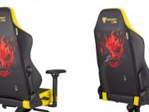 'Cyberpunk 2077' Secretlab Chair Is Back On the Market