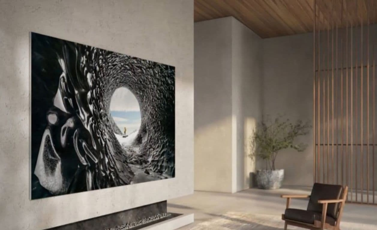 Samsung's New 110-inch TV