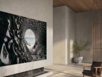 Samsung's New 110-inch TV