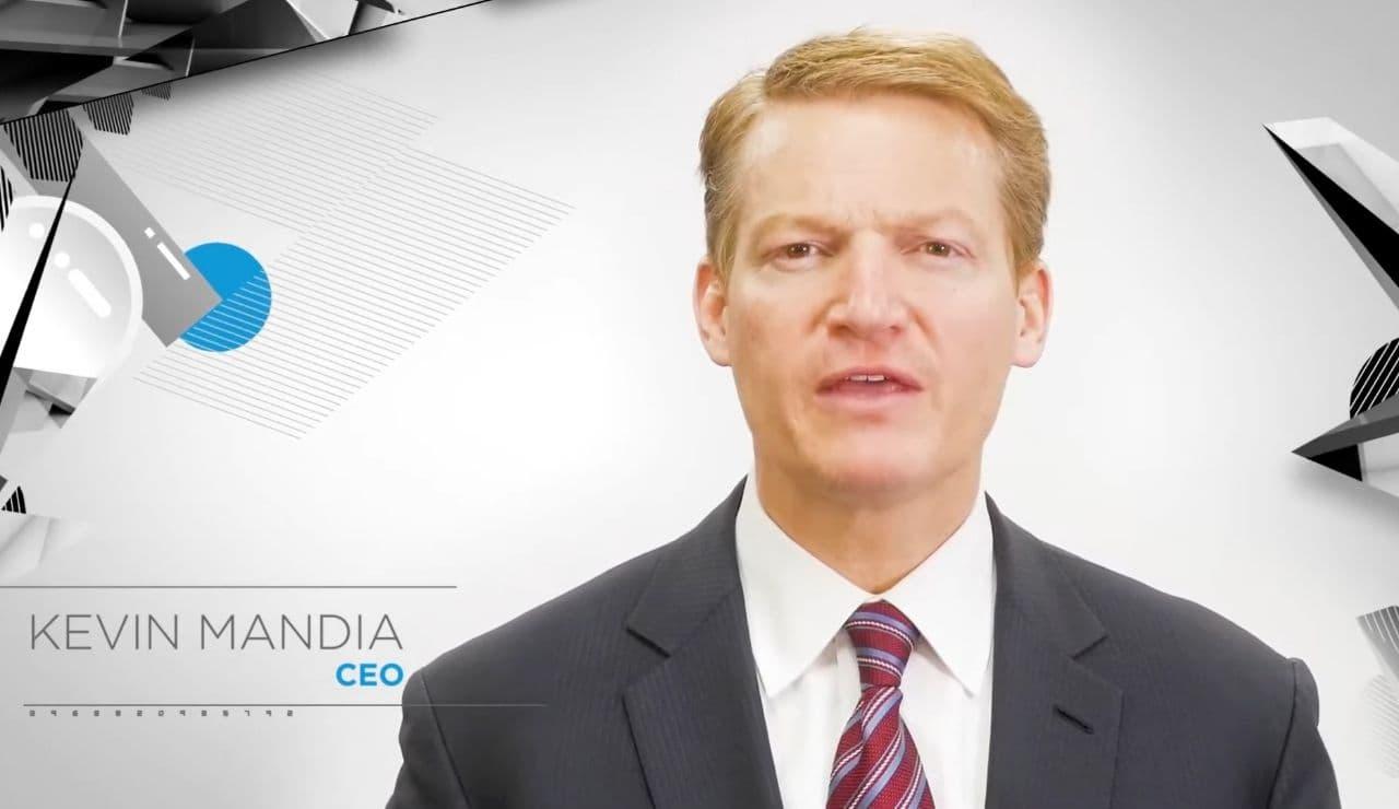 FireEye CEO Kevin Mandia