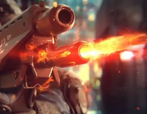 Cyberpunk 2077 Fan-Made Trailer Shot