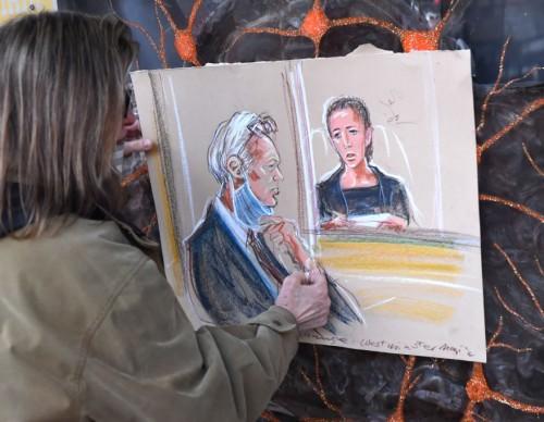 WikiLeaks Boss Julian Assange Is Placed Under Suicide Watch In Prison