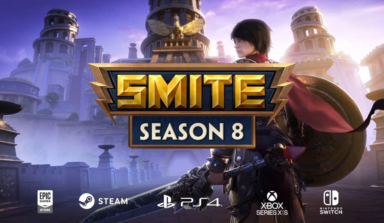 Smite Season 8