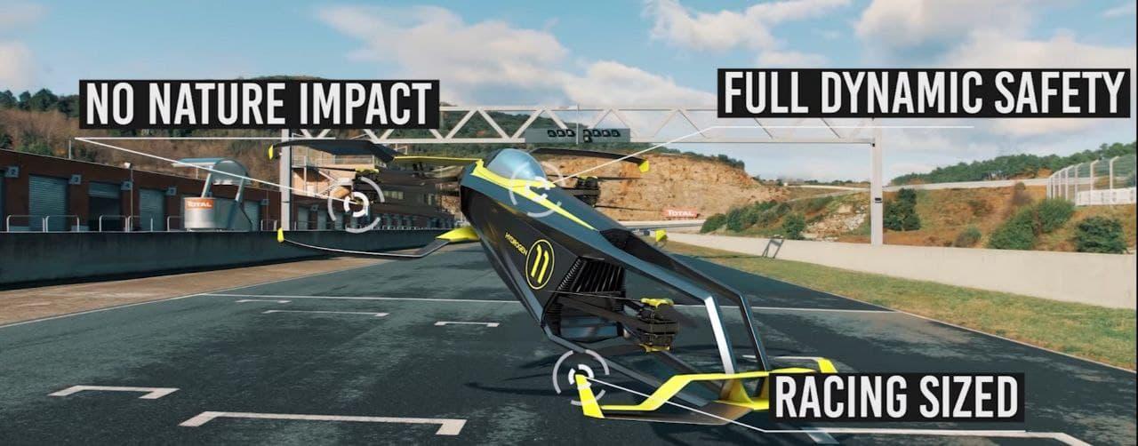 MACA Carcopter F1