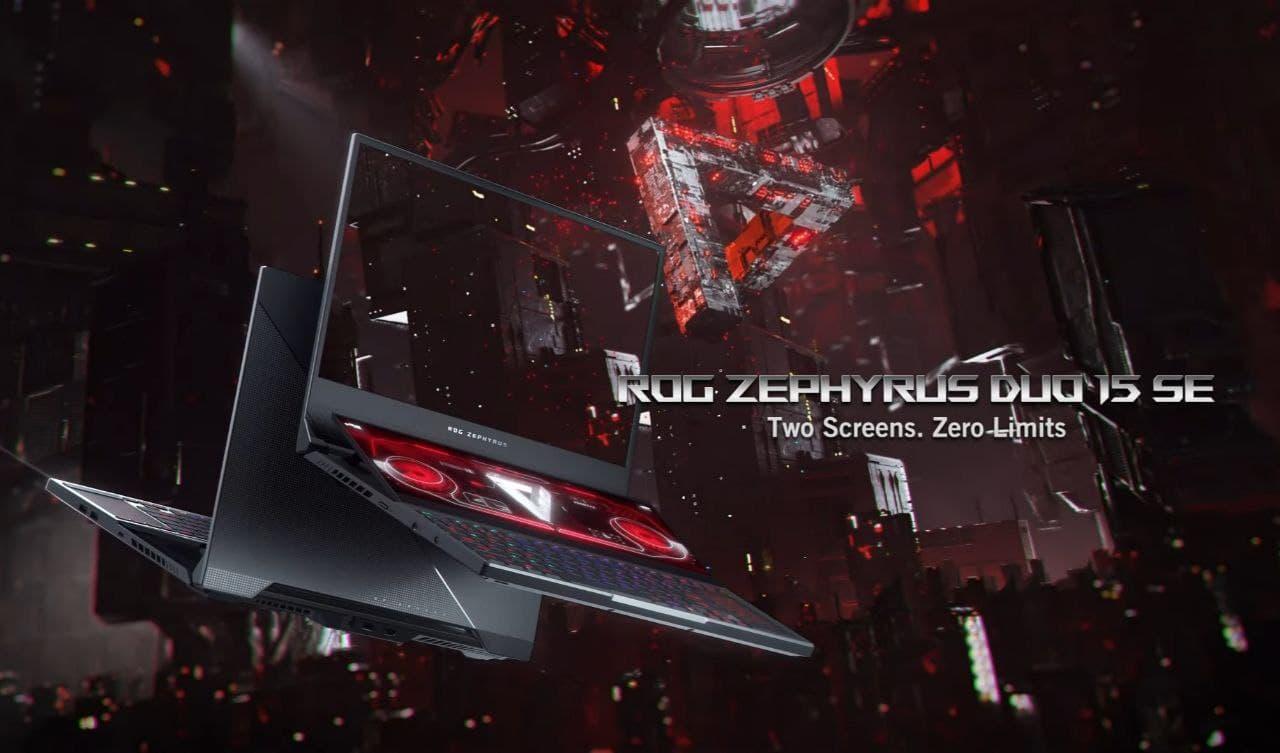 Zephyrus Duo 15 SE