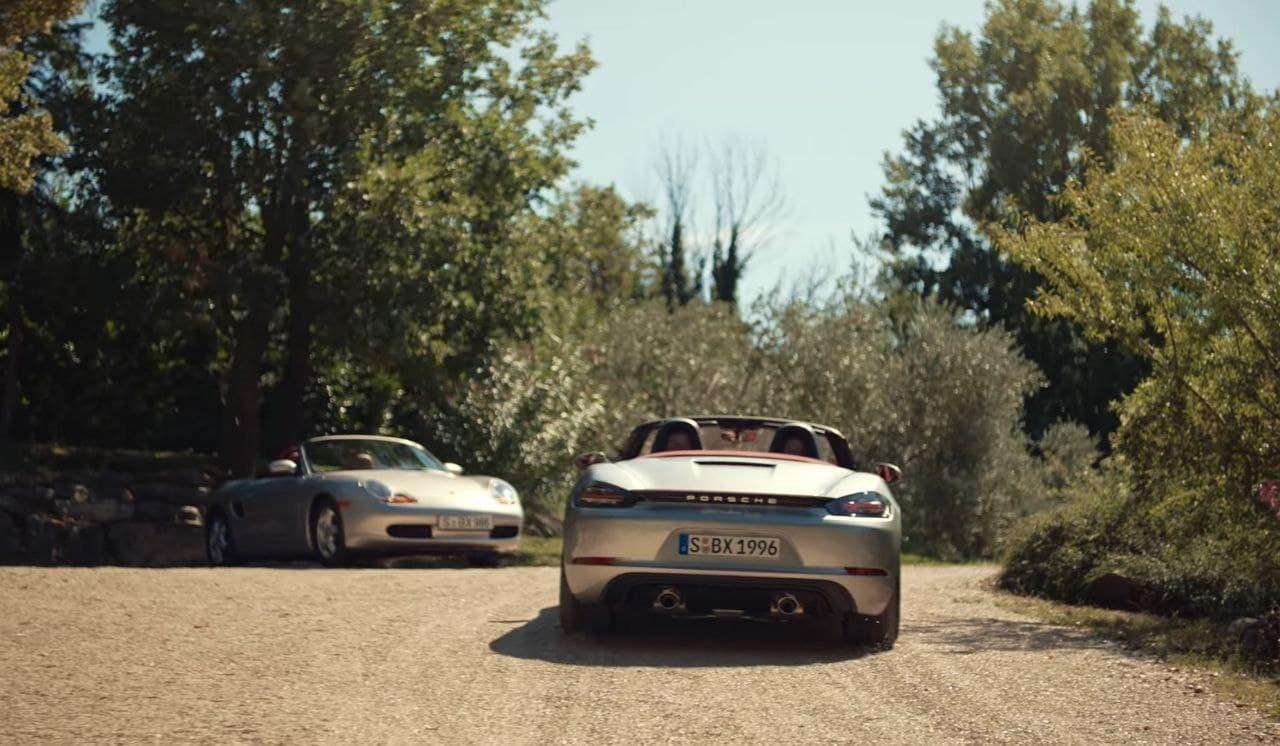 Porsche Boxster 25 Edition