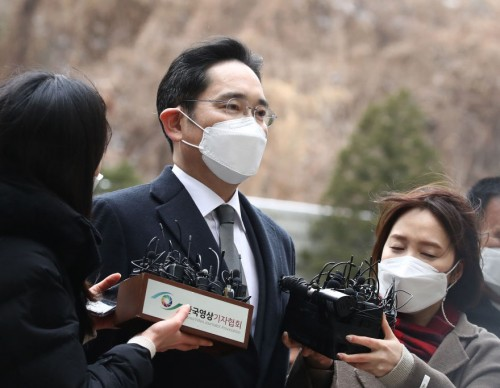 Samsung De Facto Leader Lee Jae-Yong to Face Two Years and Six Months For Bribery