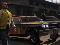 Grand Theft Auto Gameplay