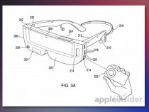 Rumored Apple VR Headset