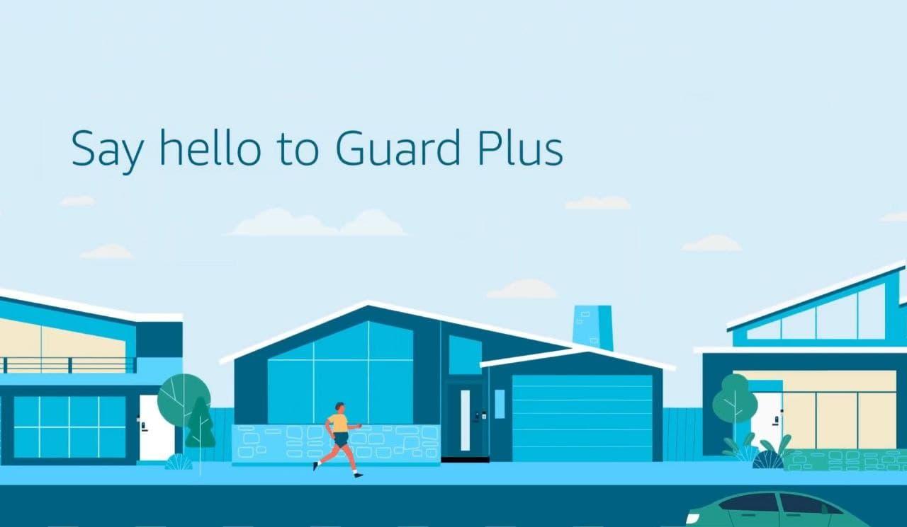 Alexa Guard Plus