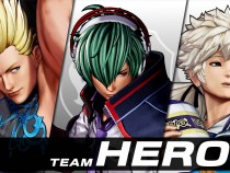 'King of Fighters XV' Characters: Who Are They?