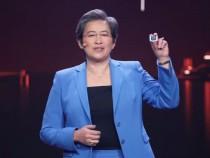 Ryzen CEO Lisa Su
