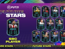 FIFA 21: How to Complete Rhian Brewster Future Stars SBC
