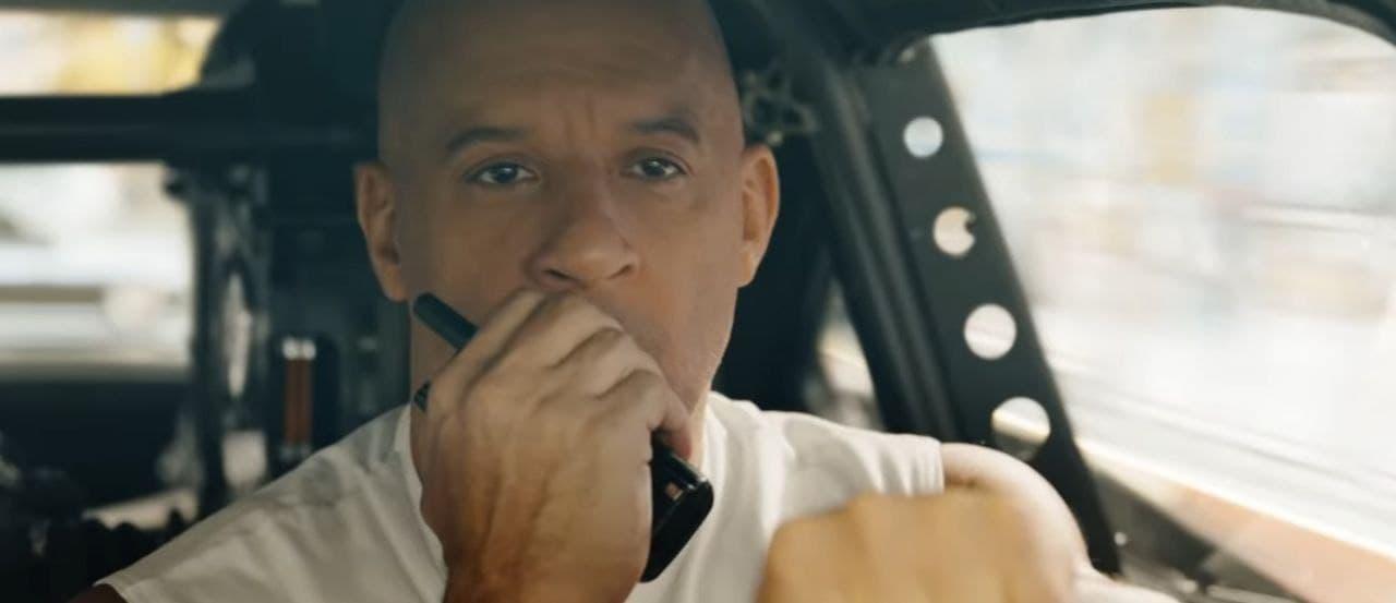 Vin Diesel's Dominic Toretto
