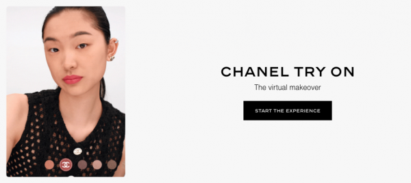 Chanel Try On