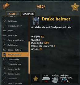 Drake Valheim