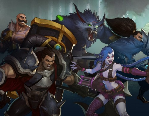 Riot Games Making MMORPG Based on 'League of Legends,' Now Hiring Designers, Engineers!