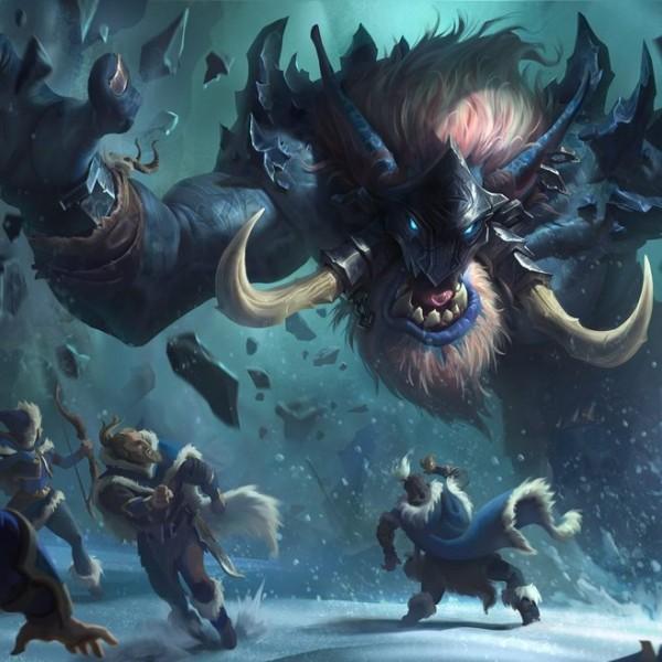 Riot Games MMORPG