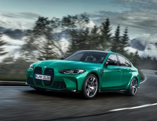 2021 BMW M3 G80 Sedan