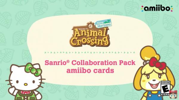 Sanrio Collaboration Pack