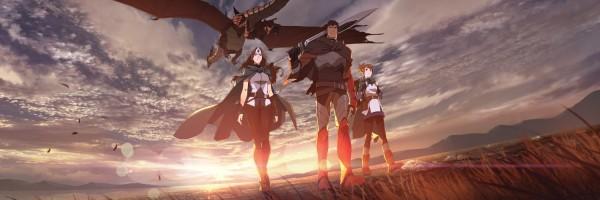 Dota: Dragon's Blood Netflix Anime Adaptation