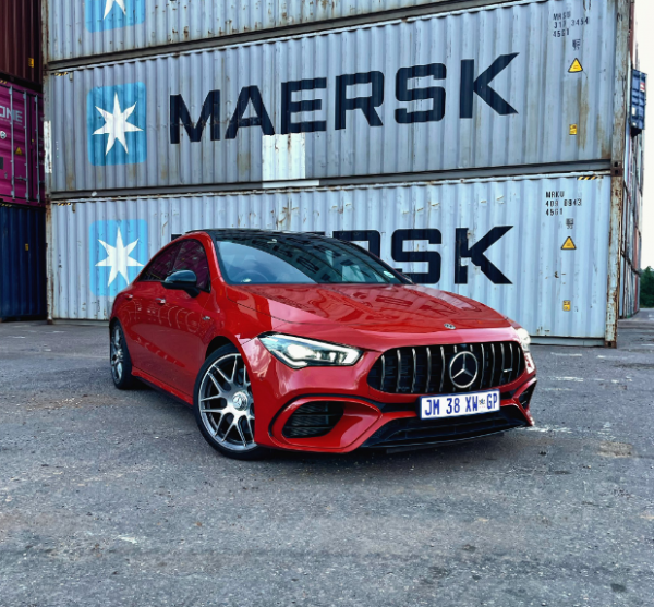 Mercedes AMG GT 73e Gets First Official Look--More Than 700 Horsepower Output Teased!