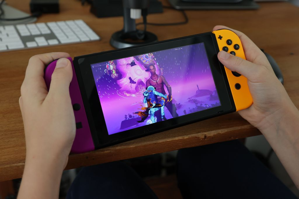 2021 Nintendo Switch to Boast Massive Upgrades--4K Resolution Graphics Teased!