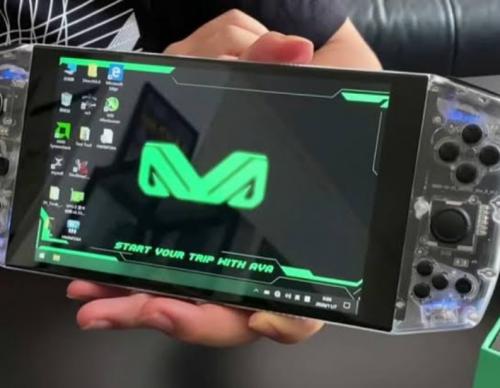 AMD Ryzen Hand-Held Gaming PC US Sale
