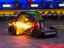 BattleBots 2021 Hypes Fans With Live Audience Plan--How to Buy Tickets, Filming Location and More!